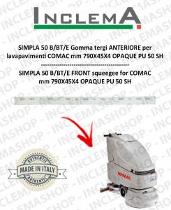 SIMPLA 2009 50 B/BT/E Vorne Sauglippen für Scheuersaugmaschinen COMAC