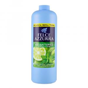 FELCE AZZURRA Sapone liquido ricarica Antibatterico 750 ml