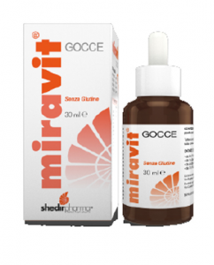 MIRAVIT GOCCE PEDIATRICHE 30 ML