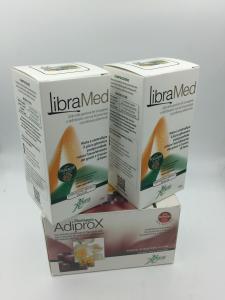 Libramed Aboca 138 compresse x 2 confezioni + Adiprox tisana 20 bustine