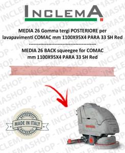 MEDIA 26 Hinten Sauglippen für Scheuersaugmaschinen COMAC-2