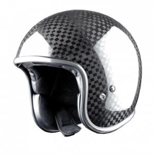 Casco jet Carbonio Astone Helmets Vintage Vendome