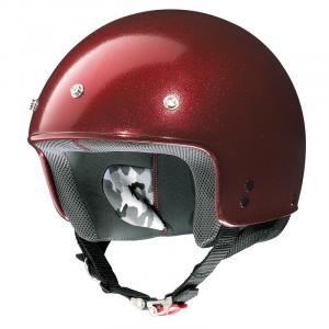 Casco demi-jet Grex G2.1 Club rosso flake