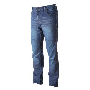 Jeans moto Hevik INDIGO blu stone wash