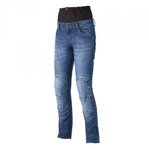 Jeans moto Donna Hevik INDIGO Lady blu stone wash
