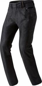Jeans moto Rev'it Memphis H2O Blu scuro Accorciato