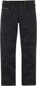 Jeans moto Icon 1000 Rouster Blu scuro