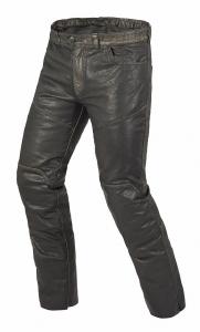 Pantaloni moto pelle Dainese Jeans Vintage Nero