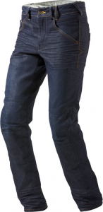 Jeans moto Rev'it Campo blu scuro L32