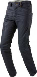Jeans moto Rev'it Carnaby blu scuro L36