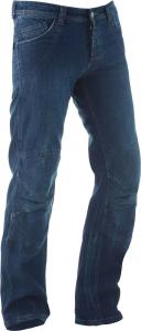 Jeans moto AXO Easy Blu