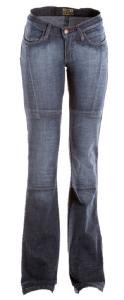 Jeans moto donna AXO Draggin Minx Blu