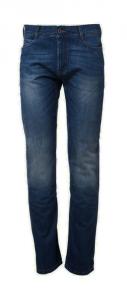Jeans moto Tucano Urbano K-Gins Blu