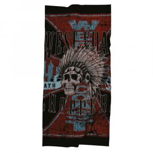 Scaldacollo multifunzione West Coast Choppers Indian Glory Nero Rosso Blu