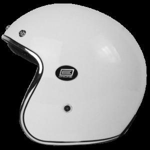 Casco Jet Origine Sirio in carbonio bianco