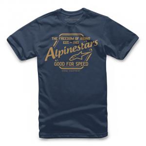 T-Shirt Alpinestars CRISPER TEE Navy
