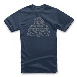 T-Shirt Alpinestars SNAP TEE Navy