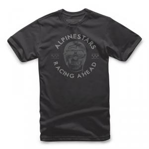 T-Shirt Alpinestars PILOT TEE Nero