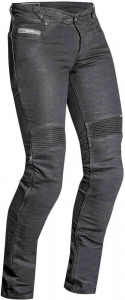 Jeans moto donna Ixon Denerys Lady Nero