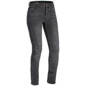 Jeans moto donna Ixon Cathelyn Nero