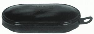 Coperchio ovale per pompa Tosca/Sfida