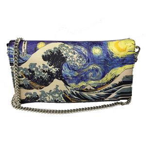 Merinda clutch bag Art Line Woman