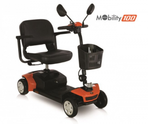 SCOOTER ELETTRICO ARDEA MOBILITY CN 100- BY MORETTI