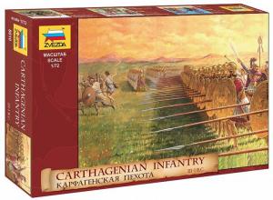 Carthagenian infantry
