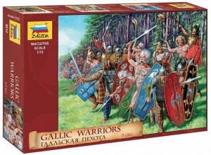 Gallic warriors