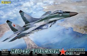 Mikoyan MiG-29 9-12