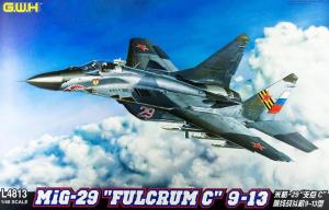 Mikoyan MiG-29 9-13