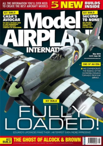 Model AIRPLANE International Fully Loaded May 2019 Issue 166