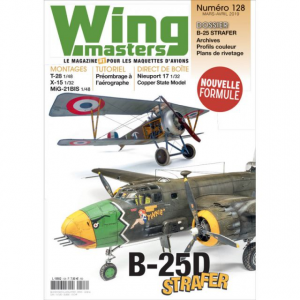 Wing Masters B-25D STRAFER n°128