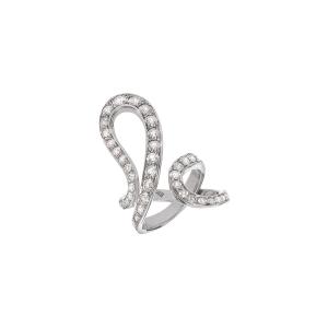 Anello in oro 18k e diamanti