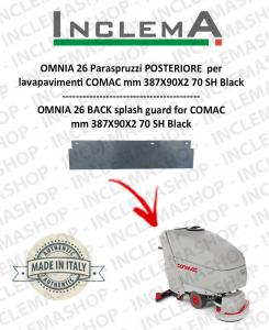 OMNIA 26 Paraspruzzi trasero para fregadora COMAC