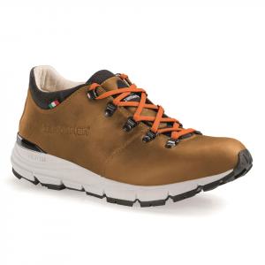323 CORNELL LOW   -   Full Leather Walking Shoe   -   Mustard