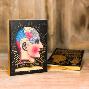 NOTEBOOK PHRENOLOGY