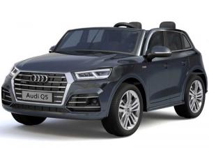 Auto Macchina Elettrica Per Bambini Audi Q5 Nera 12V