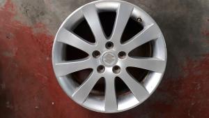cerchi in lega R17 usati originali Suzuki Gran Vitara