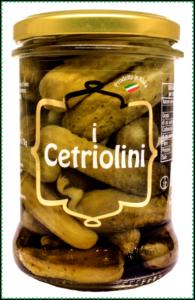 Cetriolini Verdi