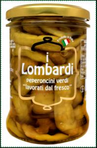 I Lombardi Peperoncini Verdi