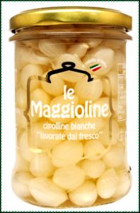 Le Maggioline Cipolline Bianche