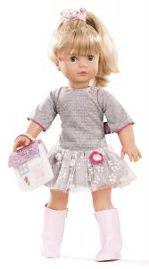 Bambola Gotz Precious Day Jessica cm 46 con dettagli elaborati