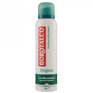 BOROTALCO Deodorante spray Original 150 ml