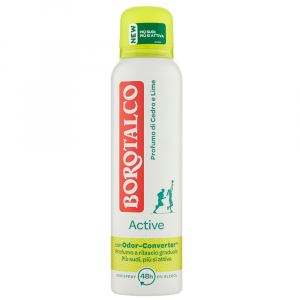 BOROTALCO Deodorante spray Active 150 ml