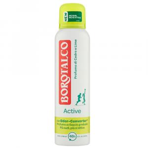 BOROTALCO Active Cedro e lime Deodorante Spray 150ml