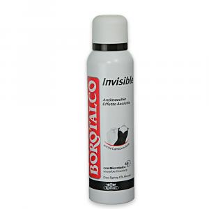 BOROTALCO Deodorante spray Invisible 150 ml