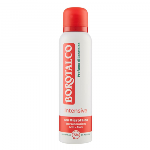 BOROTALCO Deo spray Intensive 150 ml