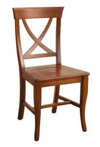 Sedia Everyday seduta in legno