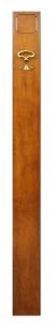 Appendiabito singolo in stile per ingresso